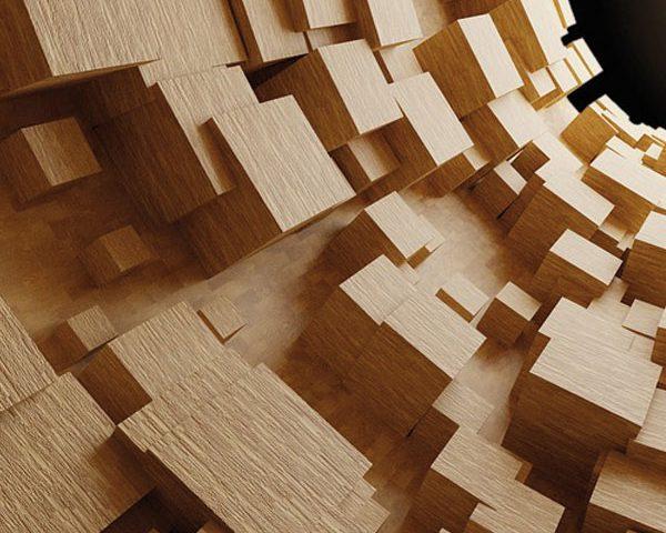 Stanco dei soliti cubi in legno?
