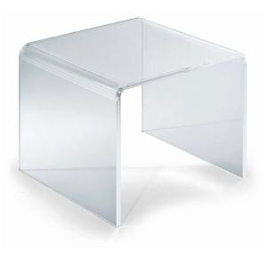 Tavolini plexiglass