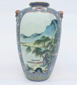 Vaso dinastia Qinq