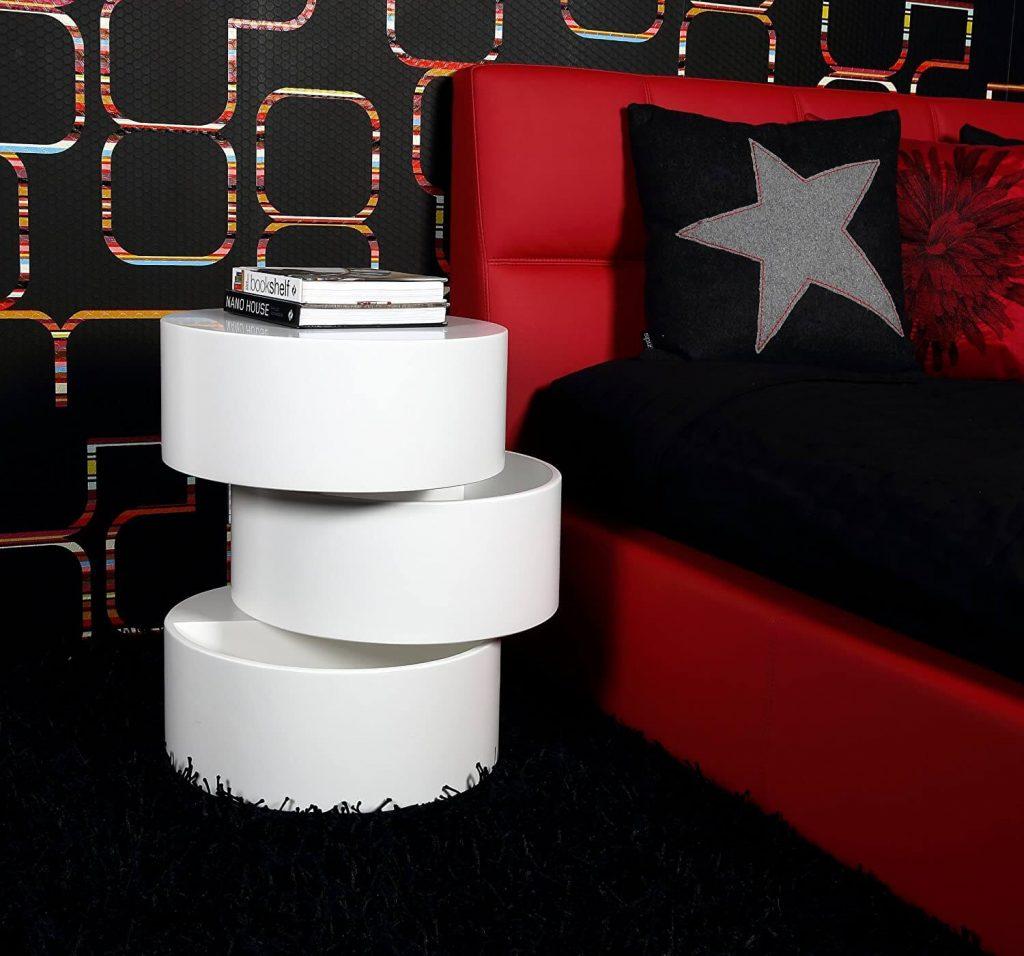 comodini moderni particolari camera da letto