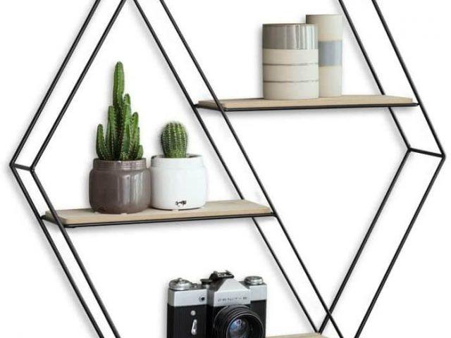 Mensole design: 5 idee originali per la tua casa