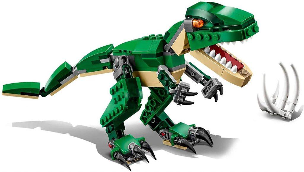 LEGO- Creator Tirannosauro