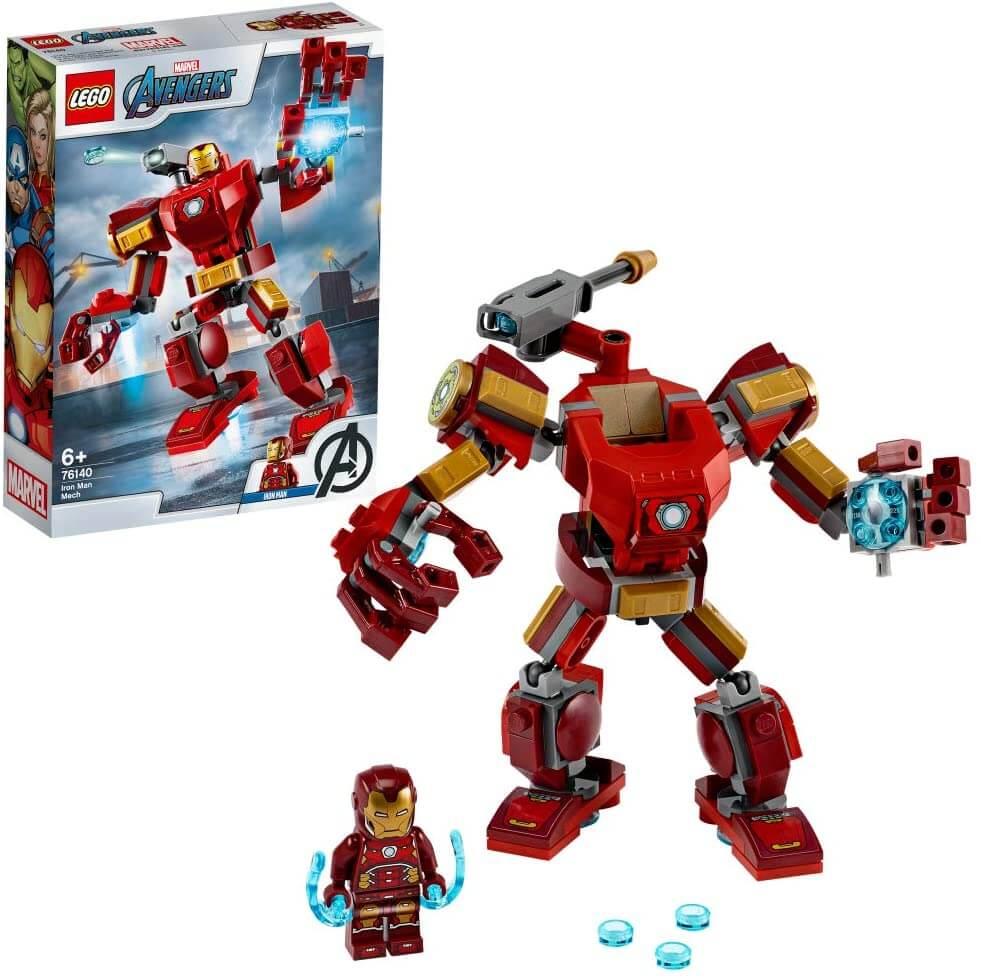 LEGO Super Heroes Avengers, Iron Man Mech