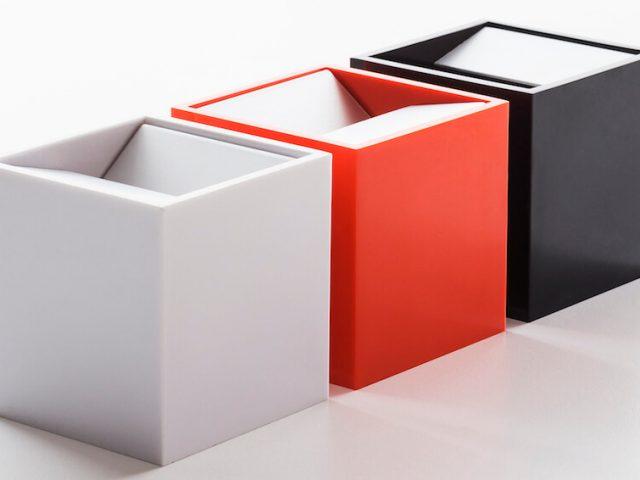 danese posacenere cubo