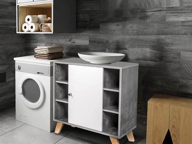 Mobiletti bagno: 5 idee salvaspazio