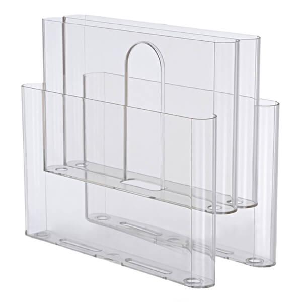 portariviste-plexiglass-kartell