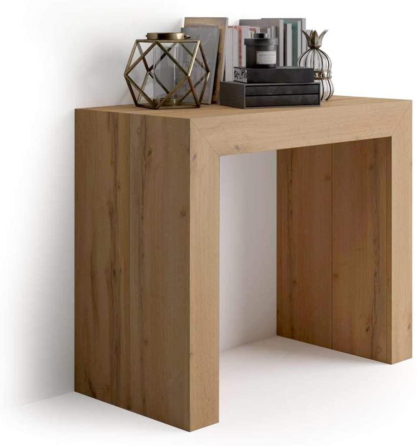 consolle ingresso legno