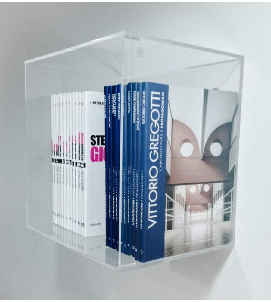 cubo in plexiglass