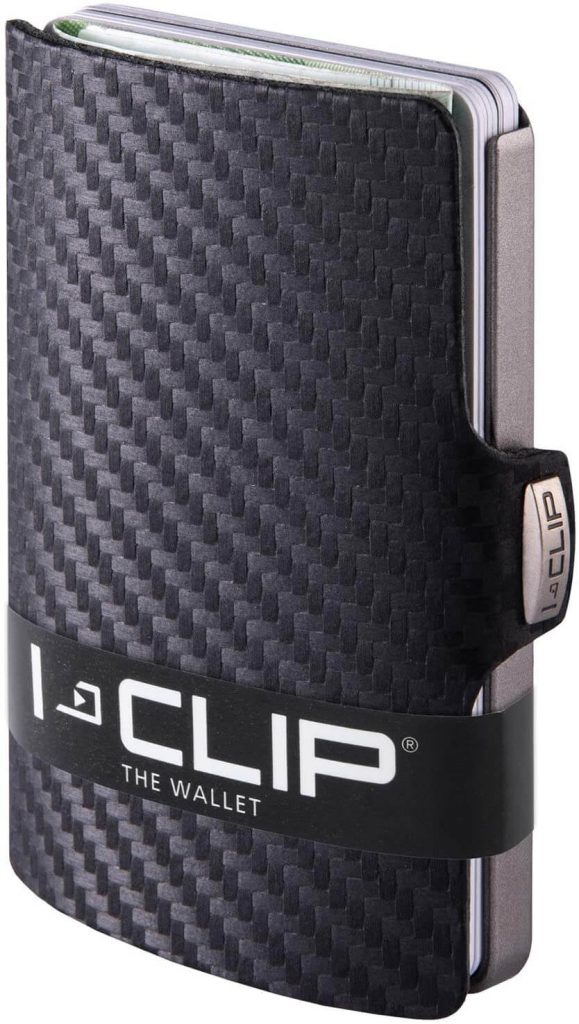 portafoglio intelligente i-clip