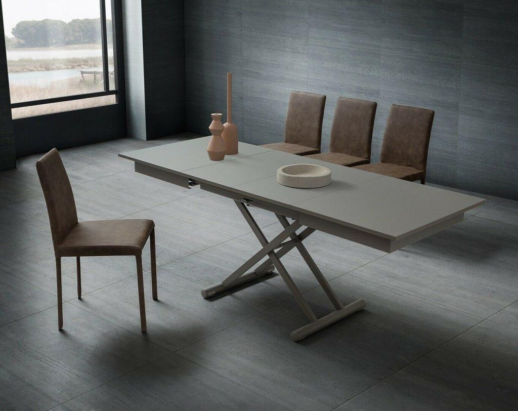 tavolino allungabile trasformabile