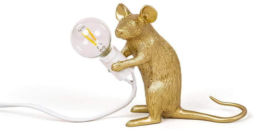lampada topo seletti