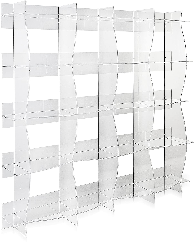 libreria plexiglass