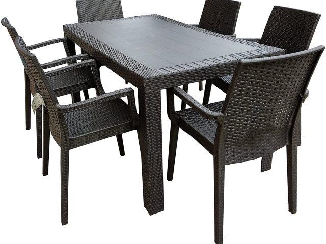 Tavolini da giardino: 4 idee per l'arredo outdor