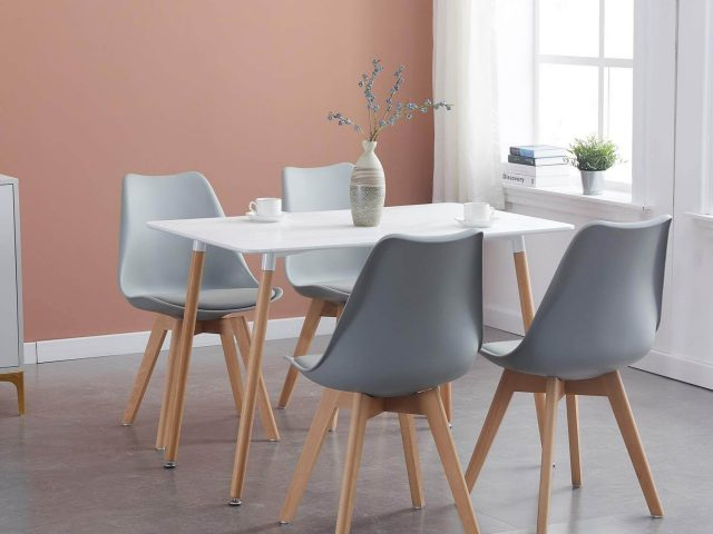 Sedie sala da pranzo: 5 proposte tra funzionalità ed estetica