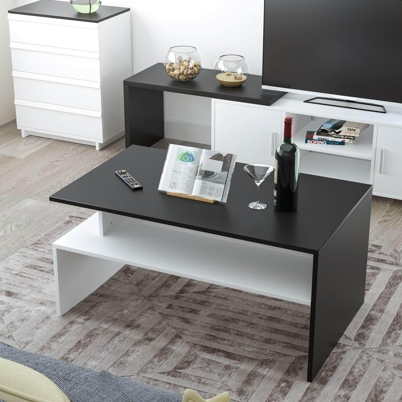 Tavolino basso da soggiorno